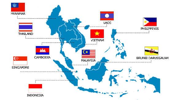 Китай иАСЕАН проведут воВьетнаме очередное заседание совместной рабочей группы пореализации Декларации действий сторон вЮжно-Китайском море